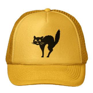 Scaredy Cat Halloween Cap Hat