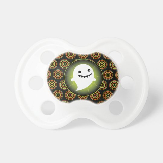 Scaredy Cat Halloween Pacifier
