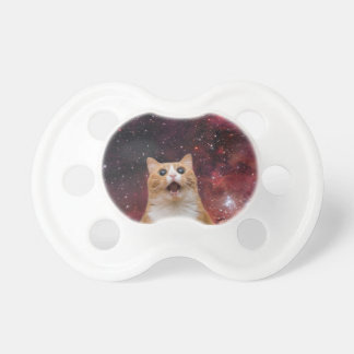 scaredy cat in space pacifier