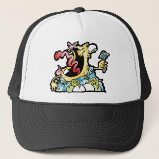 scaredypants trucker hat
