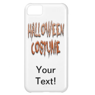 Scarey Halloween Costume iPhone 5C Cover
