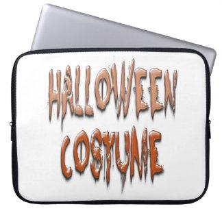 Scarey Halloween Costume Laptop Sleeve
