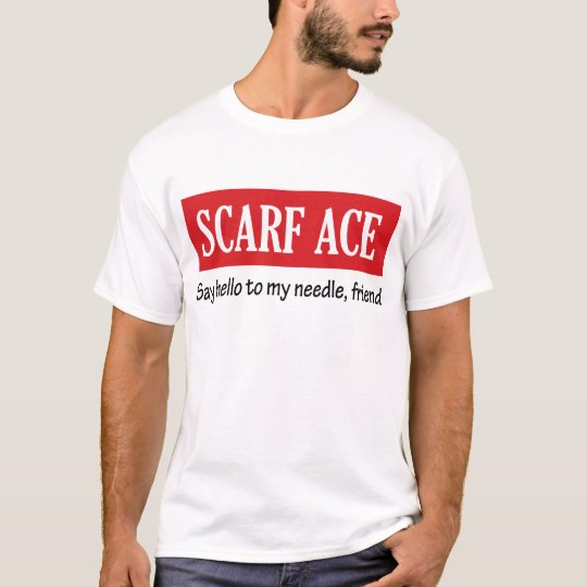 scarf_ace.png T-Shirt