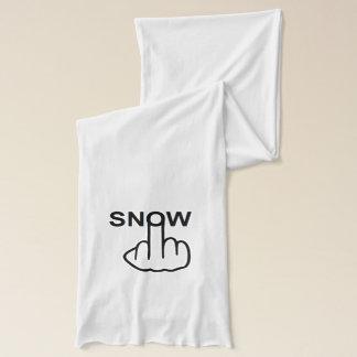Scarf Blast Snow Flip