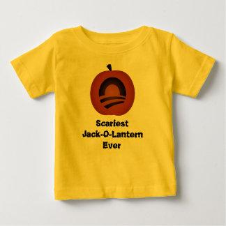 Scariest Jack-O-Lantern Ever T Shirt