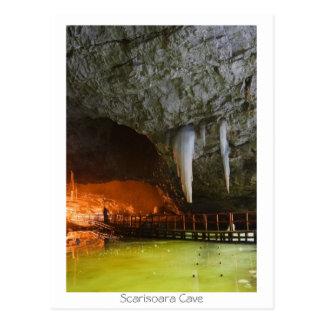 Scarisoara Cave Postcard