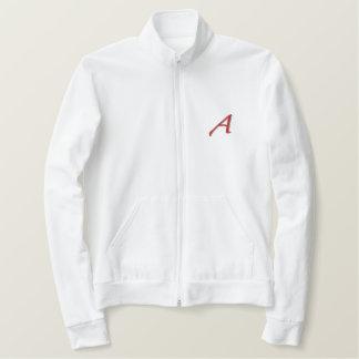 Scarlet A Design Sweat Jacket