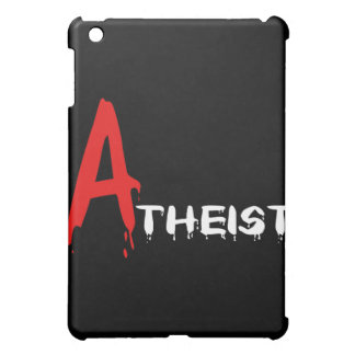 Scarlet Atheist iPad Mini Cases