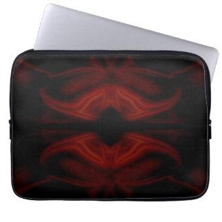 Scarlet Bat Laptop Sleeve