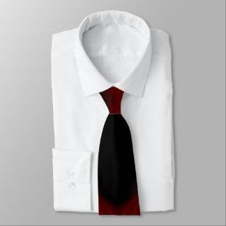 Scarlet Bat Neck Tie