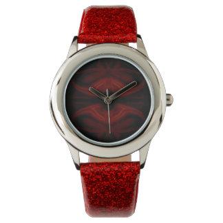 Scarlet Bat Wrist Watch