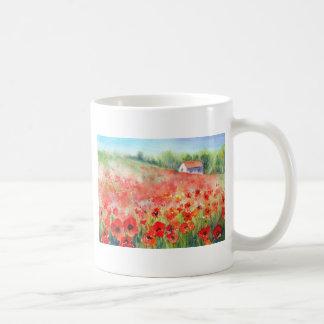 Scarlet Carpet Coffee Mug