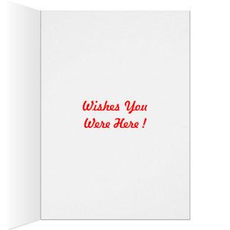 Scarlet Flapper Greeting Cards