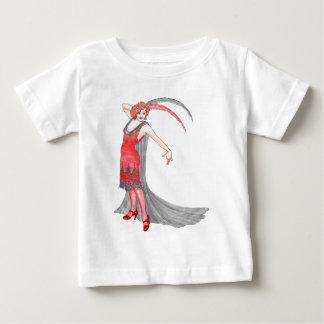 Scarlet Flapper T-shirt