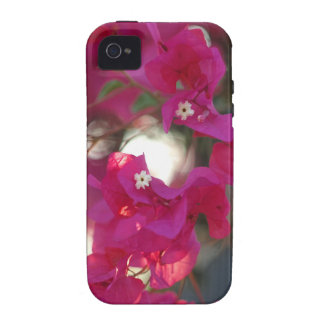 Scarlet flower iPhone 4/4S case