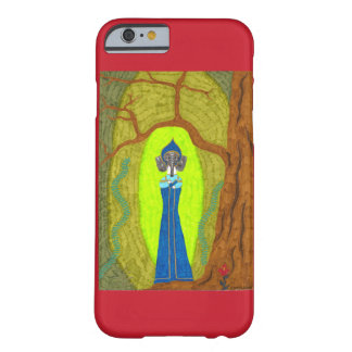 Scarlet Flower (Dachshund Version) Barely There iPhone 6 Case