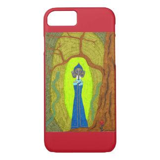 Scarlet Flower (Dachshund Version) iPhone 7 Case