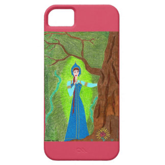Scarlet Flower iPhone 5 Case-Mate