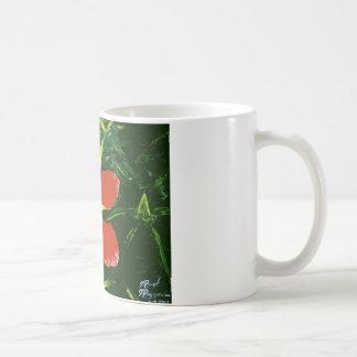 Scarlet Hibiscus Coffee Mug