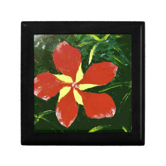 Scarlet Hibiscus Gift Boxes