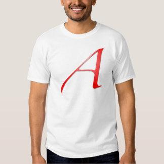"Scarlet Letter ""A"" Shirts"
