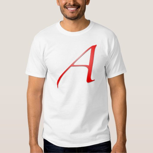 "Scarlet Letter ""A"" Shirts"