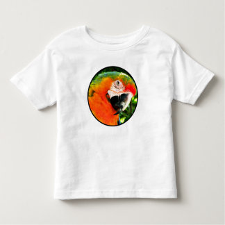 Scarlet Macaw Child's T-shirt