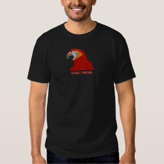 Scarlet Macaw T-Shirt