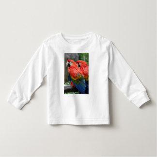 Scarlet Macaw Toddler T-shirt