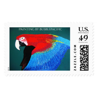 Scarlet mcCaw Postage Stamp