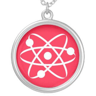 Scarlet Red; Atom Custom Jewelry