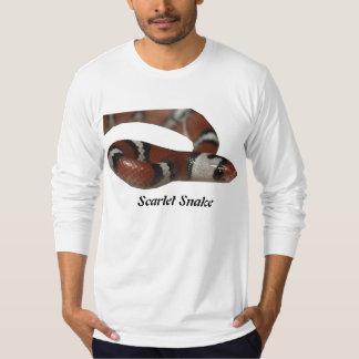 Scarlet Snake American Apparel Long T-Shirt