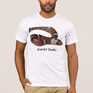 Scarlet Snake Basic American Apparel T T-Shirt