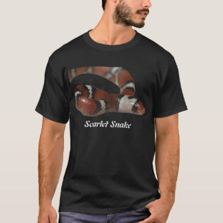 Scarlet Snake Basic Dark T-Shirt