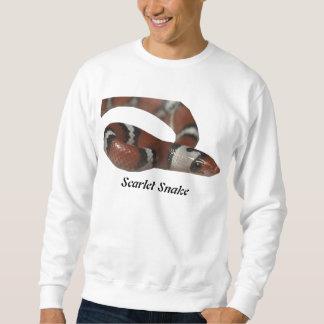 Scarlet Snake Basic Sweatshirt