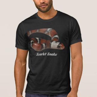 Scarlet Snake Destroyed T-Shirt