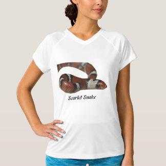 Scarlet Snake Micro-Fiber Sleeveless T-Shirt