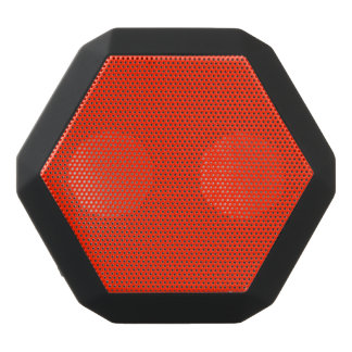 Scarlet Solid Color Black Bluetooth Speaker