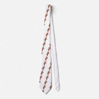 Scarlet Speedster Tie