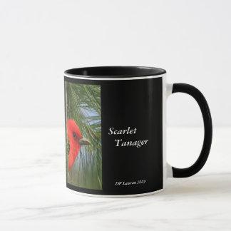 Scarlet Tanager Mug