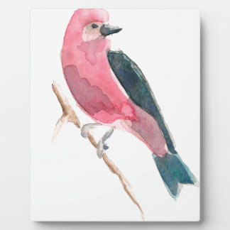 Scarlet Tanager Photo Plaque
