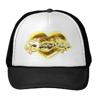 Scarlet Trucker Hat