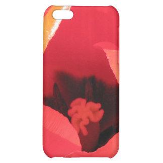 Scarlet Tulip iPhone 5C Case