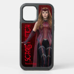 Scarlet Witch Character Art OtterBox Symmetry iPhone 12 Case