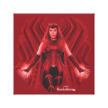 Scarlet Witch Graphic Canvas Print