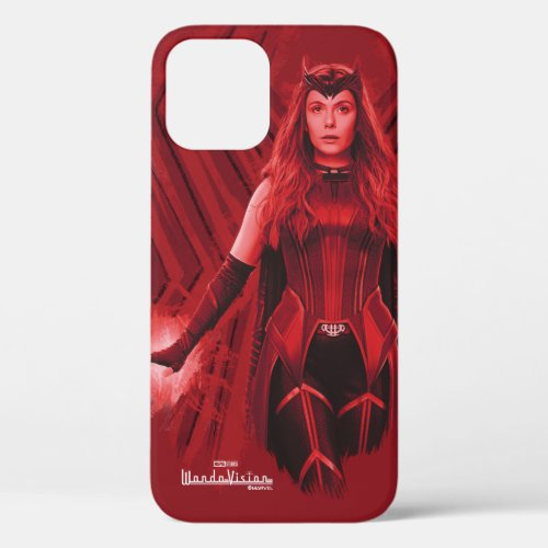 Scarlet Witch Graphic Phone Case