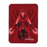 Scarlet Witch Graphic Magnet