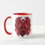 Scarlet Witch Graphic Mug