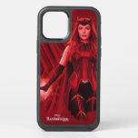 Scarlet Witch Graphic OtterBox Symmetry iPhone 12 Case