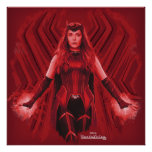 Scarlet Witch Graphic Poster